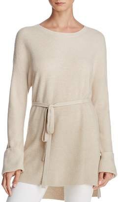 Elizabeth and James Gisella Slouchy Belted Sweater