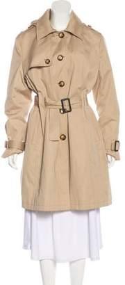 MICHAEL Michael Kors Liner Trench Coat