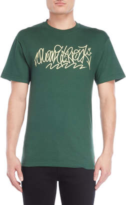 Planet Rock Graphics Graphic Tag Tee