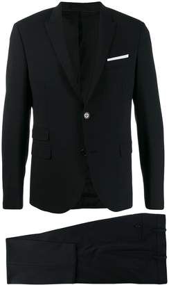 tailored two-piece suit