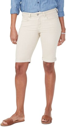NYDJ Briella Roll Cuff Shorts