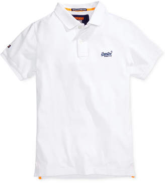 Superdry Men Classic-Fit Cotton Polo