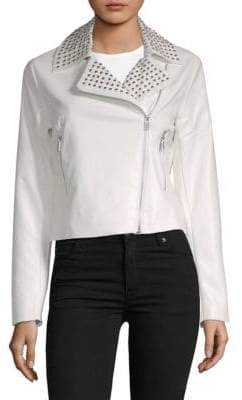 Bagatelle Studded Biker Jacket