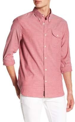 Jachs Classic Fit Linen shirt