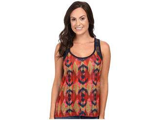 Roper 0427 Poly Slub Jersey Tank Top Women's Sleeveless