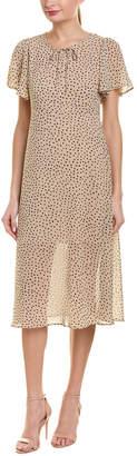 Harper Rose Printed Midi Dress