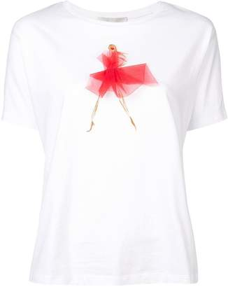 Sachin + Babi Kate hand painted T-shirt