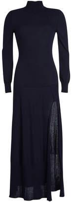 Jacquemus Baya Cotton Maxi Dress