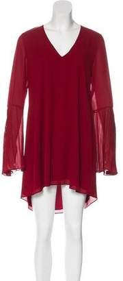 Halston Knee-Length Shift Dress w/ Tags