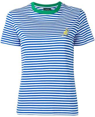 Paul Smith Dino collection striped T-shirt