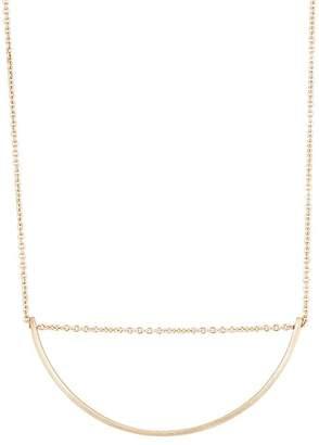 Hirotaka Women's Bow Necklace
