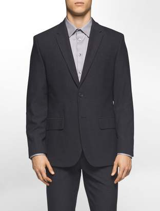 Calvin Klein classic fit infinite cool suit jacket