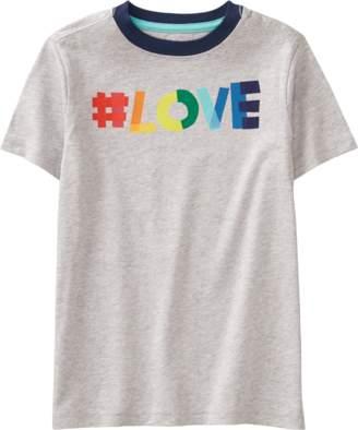 Gymboree #Love Tee