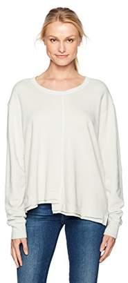 Wilt Women's Big Sweatshirt Shifted Seamed