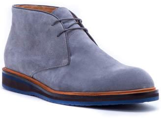 Robert Graham Gali Leather Chukka Boot