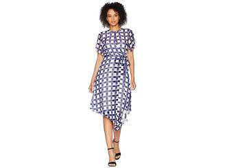 Ellen Tracy Wrap Dress