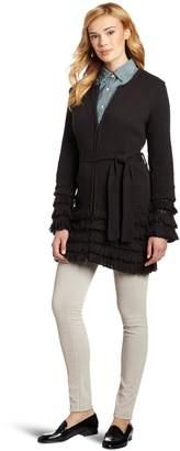 Laundry by Shelli Segal Laundry Women's Sweater Coat