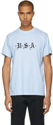 Noon Goons Blue Surf USA T-Shirt