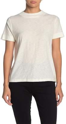Nation Ltd. Selma Mock Neck T-Shirt