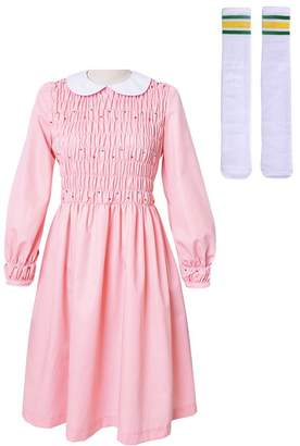 Eleven Paris Miccostumes Girl's Cosplay Dress Costume