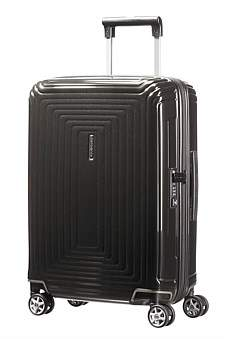 Samsonite Aspero-Metallic Black- 55/20