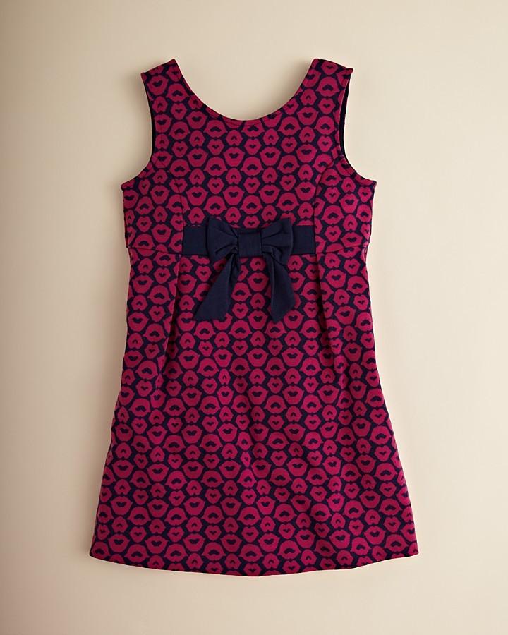 Lilly Pulitzer Girls' Mini Evie Dress - Sizes M-XL