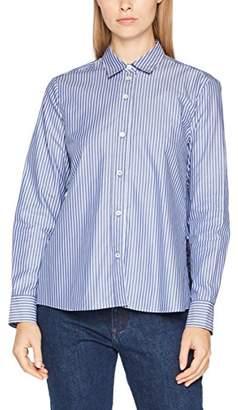 Paul & Joe Sister Women's 6MOIZELLE Shirt, Blue Denim 305, Small