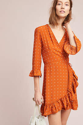 Faithfull Ginger Wrap Dress