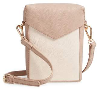 Tabitha JULES KAE Faux Leather Crossbody Bag