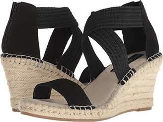 Steve Madden STEVEN by Women's Excited Espadrille Wedge Sandal