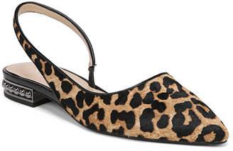 Franco Sarto Savanne 2 Slingback Flats Women's Shoes
