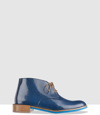 Habbot. Sacra Flat Ankle Boots