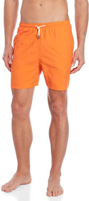 Solid & Striped Orange The Classic Swim Trunks
