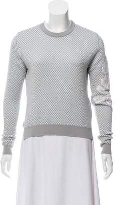 Fendi Wool-Blend Top