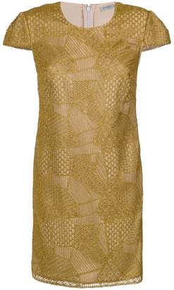 Tufi Duek lace short dress