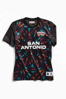 Mitchell & Ness San Antonio Spurs Jersey