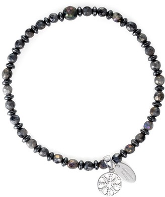 Hendrikka Waage Small Helm Of Awe Labradorite Bracelet