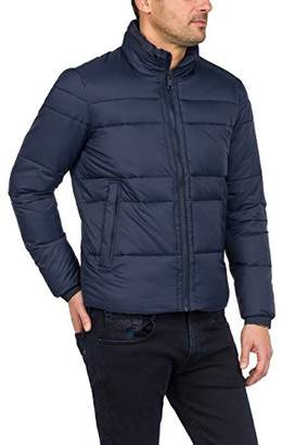 Replay Men's M8918 .000.83108 Jacket, (Blue 86), Medium