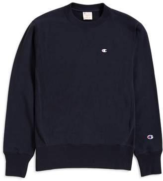 Champion Classic Reverse Weave Sweatshirt Navy