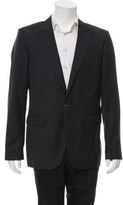 Calvin Klein Collection One-Button Wool Blazer w/ Tags