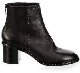 Rag & Bone Willow Stud Leather Booties