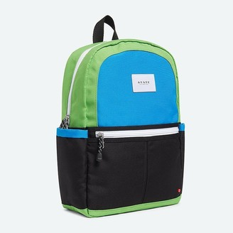 State Bags Kane Backpack Colour Block Black/Green