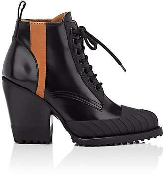 Chloé Women's Rylee Spazzolato Leather Ankle Boots