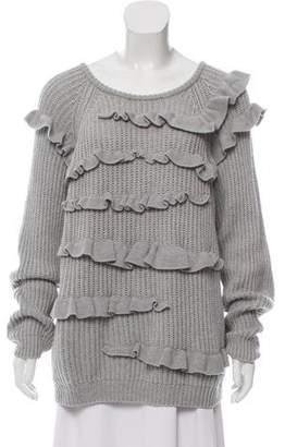 Sonia Rykiel Sonia by Merino Wool Heavyweight Sweater