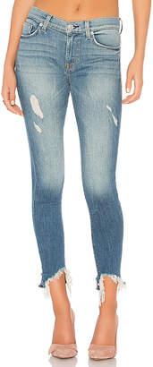 Hudson Jeans Nico Midrise Crop.