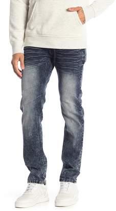"X-Ray Xray Faded Skinny Leg Jeans - 30-32"" Inseam"