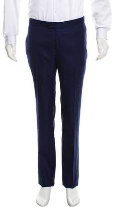 Isaia Flat Front Dress Pants w/ Tags