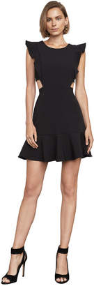 BCBGMAXAZRIA Nicole Cutout A-Line Dress