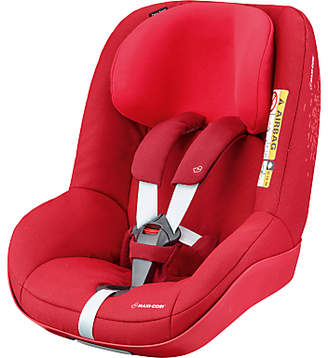 Maxi-Cosi 2wayPearl i-Size Group 1 Car Seat, Vivid Red