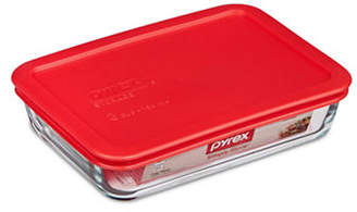 Pyrex 3-Cup Simply Store Glass Container